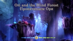 Ori and the Blind Forest Часть 23 Прокачиваем Ори